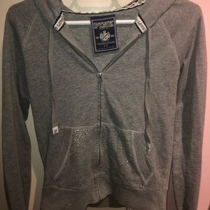 Victoria Secret Pink Hoodie size small